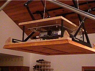 Home Theater Projector Lift